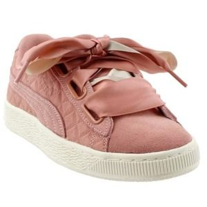 Puma Suede Heart Quilt Sneakers